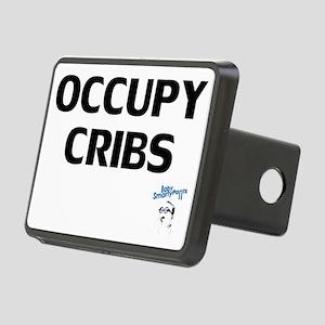 OccupyCribs Rectangular Hitch Cover