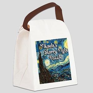 Mikaelas Canvas Lunch Bag