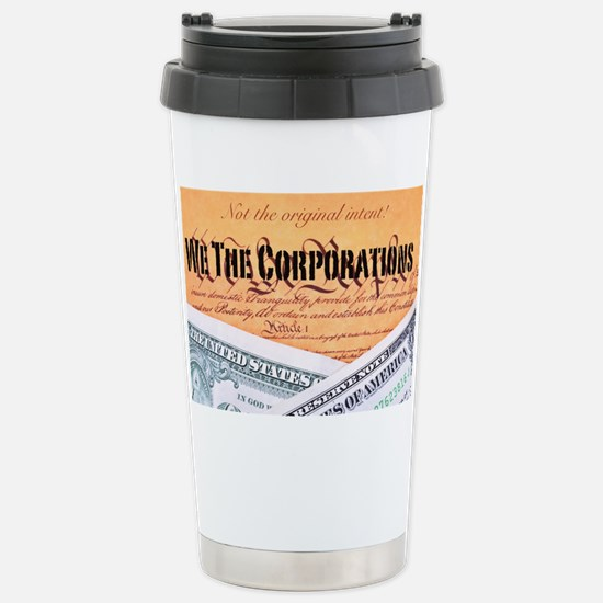 corporate WE THE PEOPLE STRIKEO Stainless Steel Tr