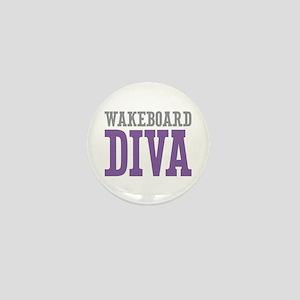 Wakeboard DIVA Mini Button