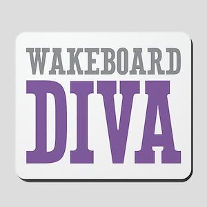 Wakeboard DIVA Mousepad
