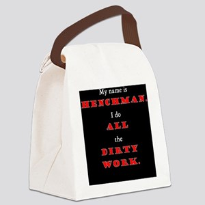DHCA0002 Canvas Lunch Bag