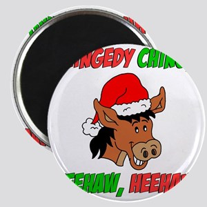 Italian Christmas Donkey Magnet