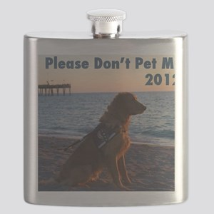 Please Dont Pet Me Calendar (Same design as  Flask