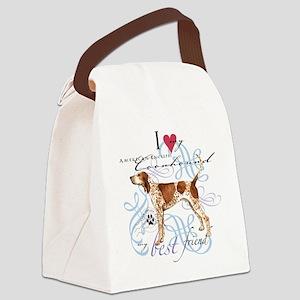 AmerEng T1 Canvas Lunch Bag