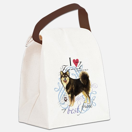 FinlapT1 Canvas Lunch Bag