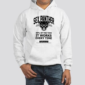 Sex Panther Hooded Sweatshirt