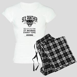Sex Panther Women's Light Pajamas