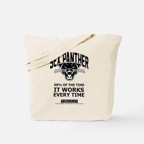 Sex Panther Tote Bag