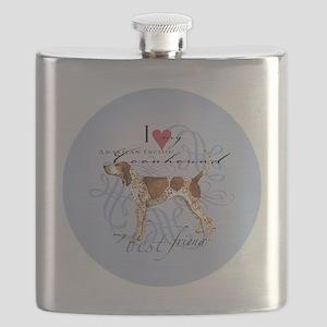 AmerEng-round Flask