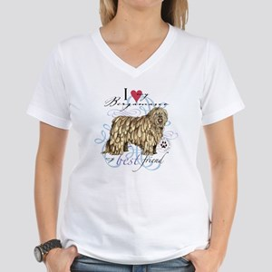Bergamasco T1 Women's V-Neck T-Shirt