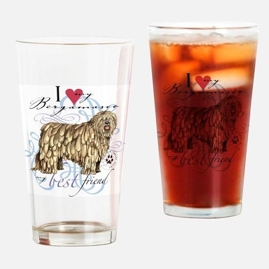 Bergamasco T1 Drinking Glass