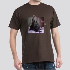 Faux Frenchie Dark T-Shirt