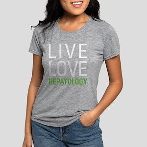 Live Love Hepatology T-Shirt