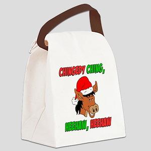 Italian Donkey Apron Canvas Lunch Bag