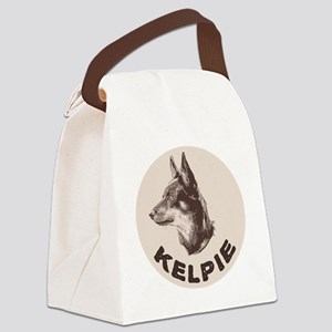 kelpie Canvas Lunch Bag