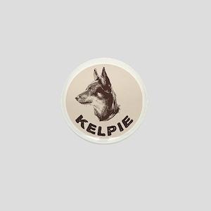 kelpie Mini Button