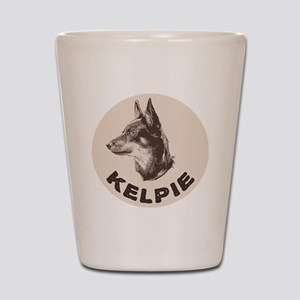 kelpie Shot Glass