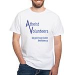 atheistvolunteerslogo T-Shirt