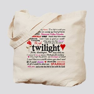 TwiTerms Blanket Tote Bag