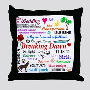 BD Blanket Throw Pillow