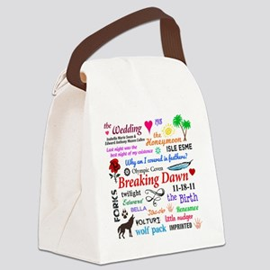 BD Blanket Canvas Lunch Bag