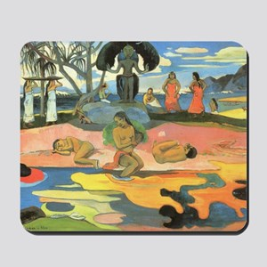 Paul Gauguin Mousepad