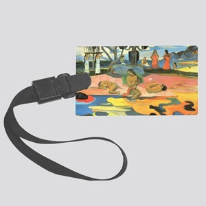 Paul Gauguin Large Luggage Tag
