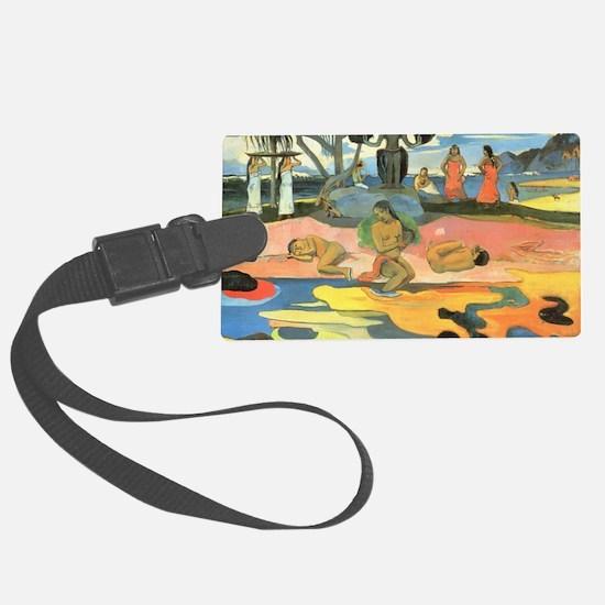 Paul Gauguin Luggage Tag