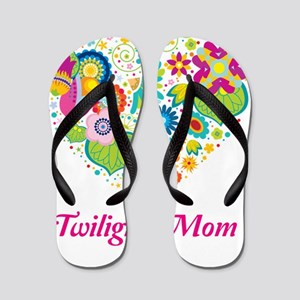 TwiLove Mom Blanket Flip Flops