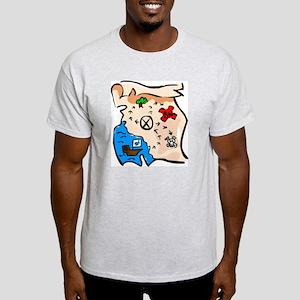 HashTreasure1 Light T-Shirt
