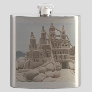 SandHouseiPadCover Flask