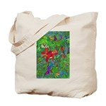 The Deep Rainforest Tote Bag