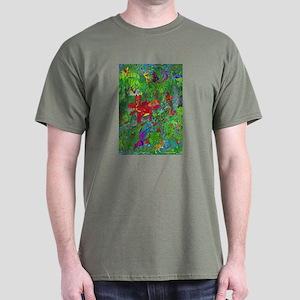 The Deep Rainforest Dark T-Shirt