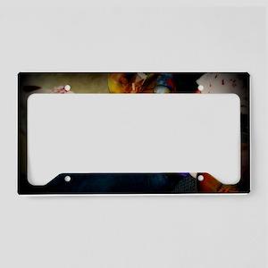 LiverLittle License Plate Holder
