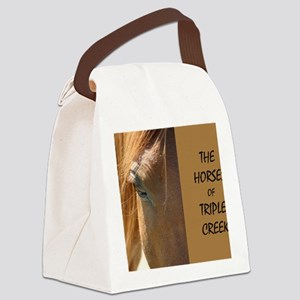 calendarCover Canvas Lunch Bag