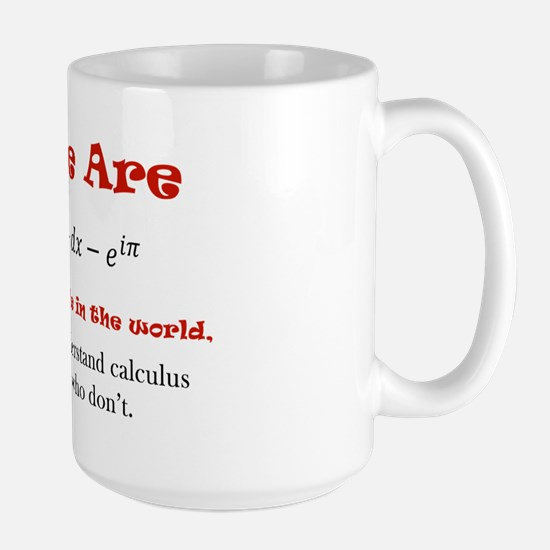 CalculusLight Large Mug