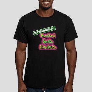WPhilly Men's Fitted T-Shirt (dark)