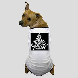 Past Master Black and White Dog T-Shirt
