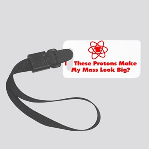 massbig copy Small Luggage Tag