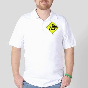 nessie copy Golf Shirt