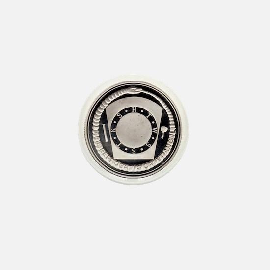 York Rite Mini Button