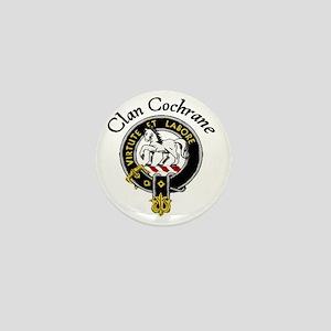Colored Clan Crest Mini Button