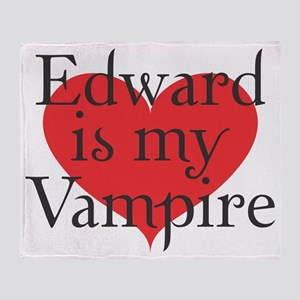 edwardvamp2 copy Throw Blanket