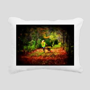 ReadyorNotsticker Rectangular Canvas Pillow
