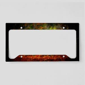 ReadyorNotsticker License Plate Holder