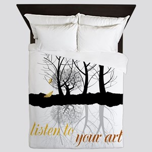 End of Autumn | Customize Listen to your Art Queen