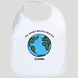 Revolves around Joanna Bib
