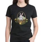 Easter Bunny Cute Pocket R Women's Classic T-Shirt