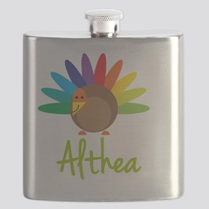 Althea-the-turkey Flask